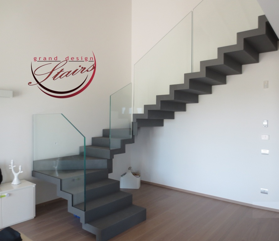 Indoor Grand Design Stairs Solutions
