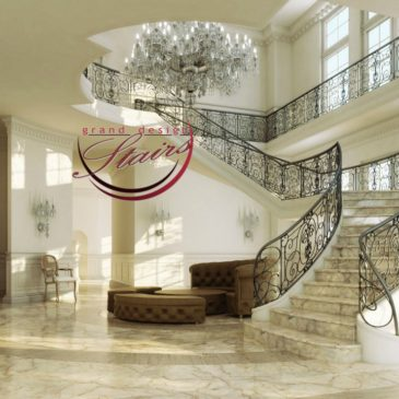 Abu Dhabi Stairs  – Al Forsan Village