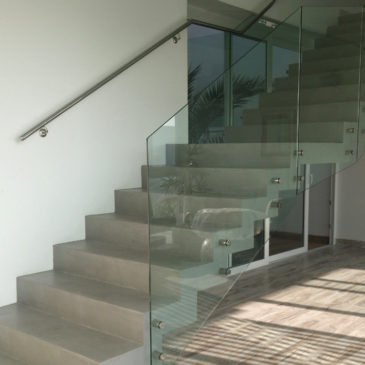 Madrid Stairs – Barrio Salamanca