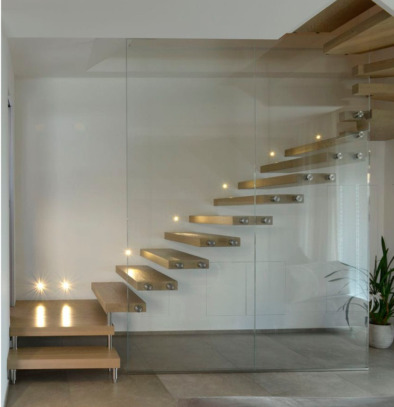 How Do Floating Staircases Work Modern Cantilever Stairs Systems
