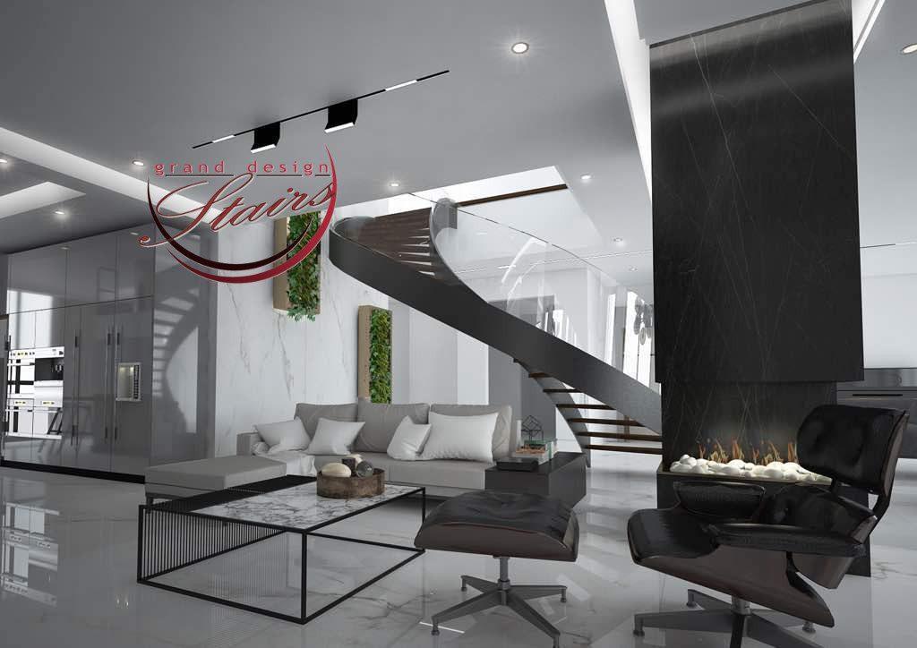 Escaliers Sur Mesure Gamme Complete D Escaliers Modernes
