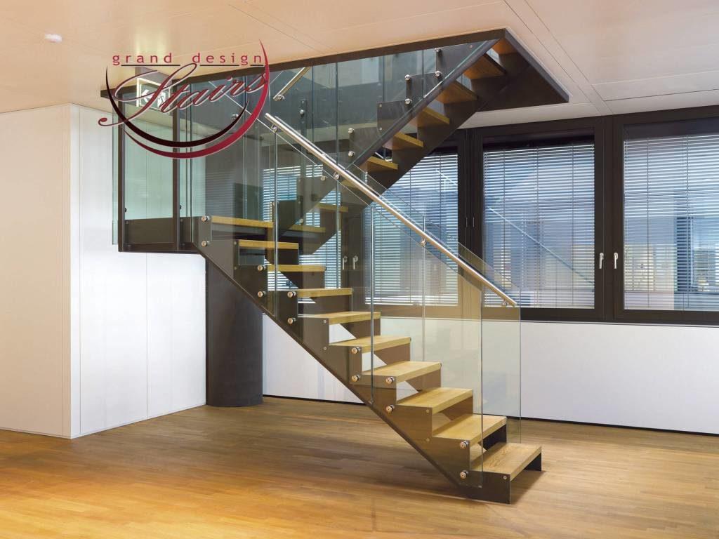 Escaliers sur Mesure - Gamme Complete d\'Escaliers Modernes