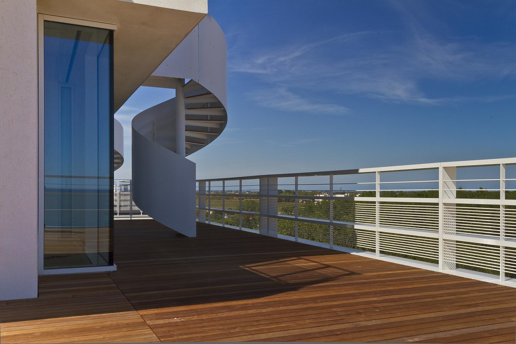 Picture of: External Staircases Architecture Summer Time 2020